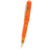 Conklin All American Fountain Pen Sunburst Orange