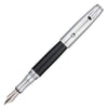 Monteverde USA - Invincia Chrome Carbon Fiber Fountain Pen