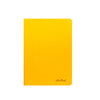 Livtek India MiPad - Pocket Size -  Small Soft Cover Lemon Yellow Notebook