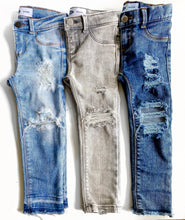 Load image into Gallery viewer, Dark Wash Jeggings PREORDER