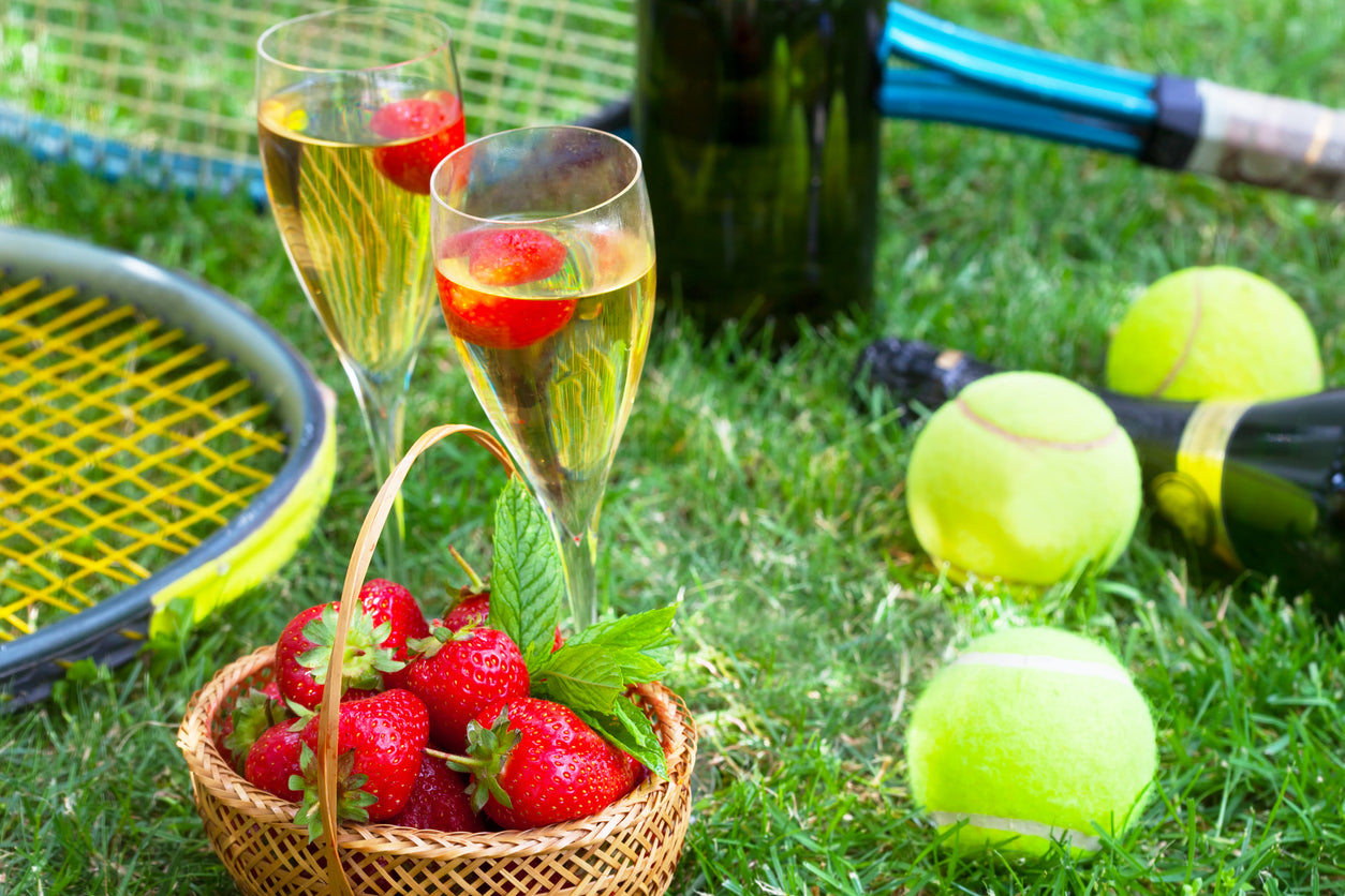 Get your strawberries and champayne ready to watch wimbledon