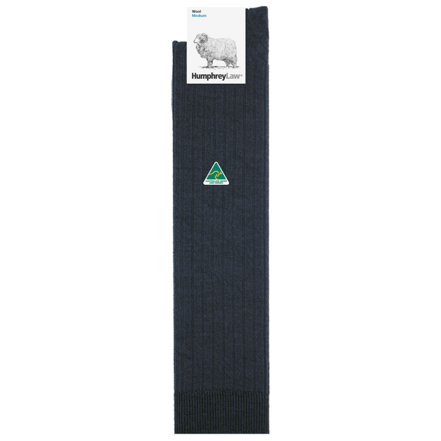 HUMPHREY LAW WOOL HALF HOSE SOCKS