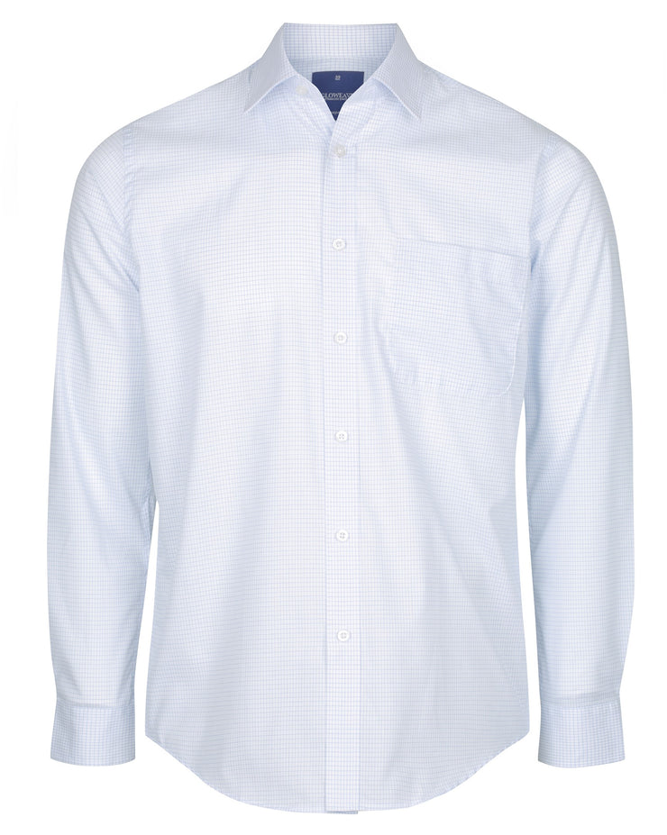 GLOWEAVE WHITE SHIRT WITH POCKET
