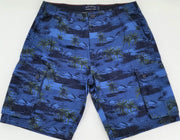 peter-webbers-menswear - SOMERTON PALM TREE SHORT - CLOTHING