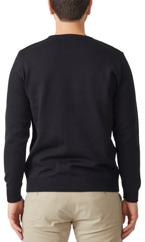 AKLANDA CREW NECK JUMPER