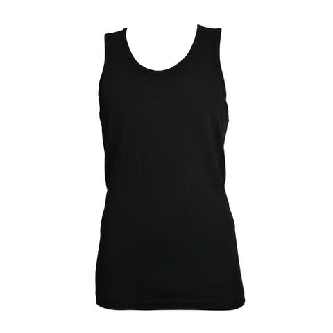 BAMBOOZLD MEN'S BAMBOO TWO PACK TANK