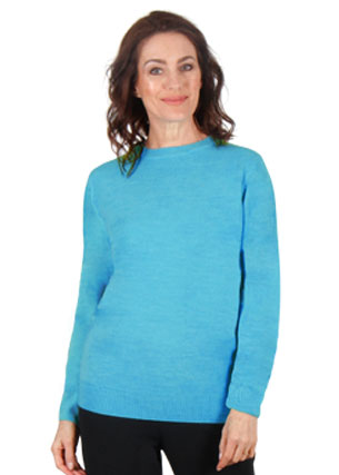 JILLIAN SOFTKNIT CREW