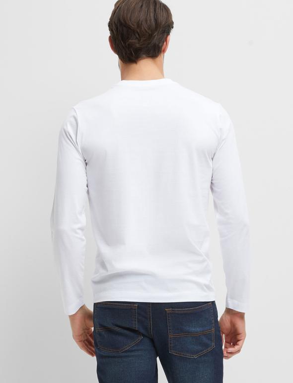 peter-webbers-menswear - BLAZER LONG SLEEVE CLASSIC TEE - CLOTHING