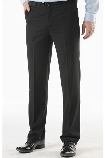 peter-webbers-menswear - NARROW LEG DRESS PANTS - CLOTHING