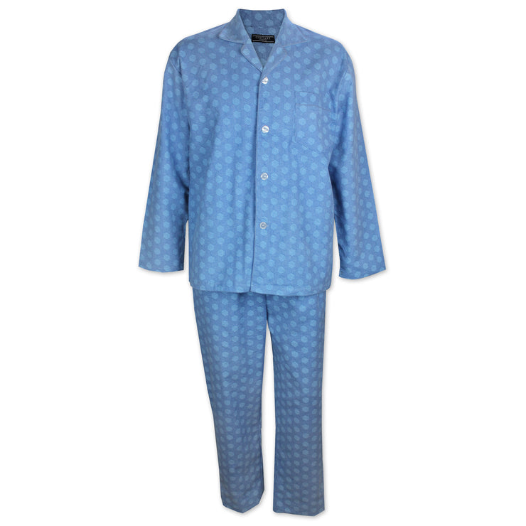 peter-webbers-menswear - CONTARE COUNTRY FLANELETTE PJs - ACCESSORIES