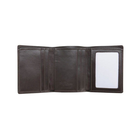 peter-webbers-menswear - R.M.W. SMALL TRI-FOLD WALLET - ACCESSORIES