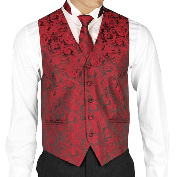 peter-webbers-menswear - VEST TAPESTRY - ACCESSORIES
