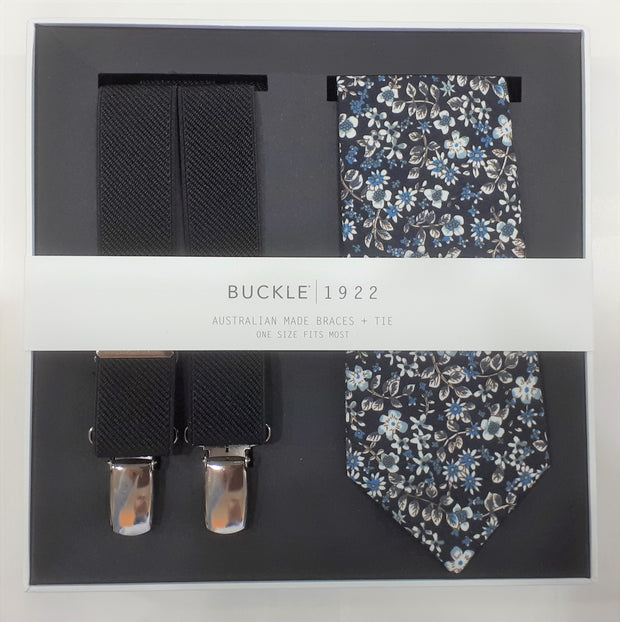 GIFT 'TED' BRACE & TIE GIFT PACK