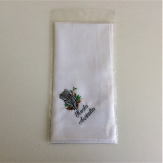 peter-webbers-menswear - SEWARD KOALA HANDKERCHIEF - ACCESSORIES