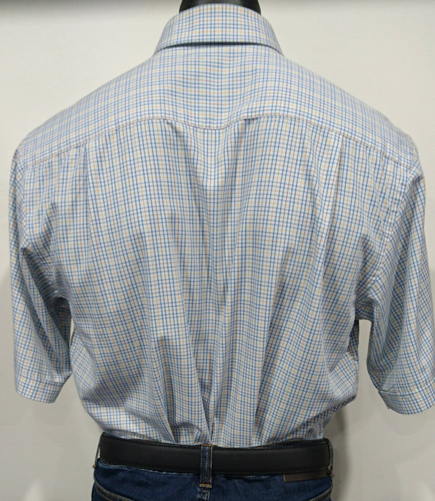 MENDORAL BAMBOO S/S CASUAL SHIRT