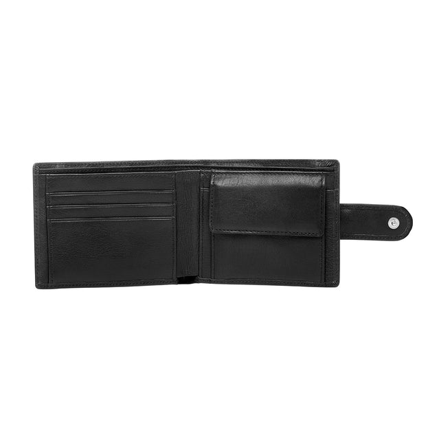 peter-webbers-menswear - BUCKLE WALLET SHAWN RFID - ACCESSORIES