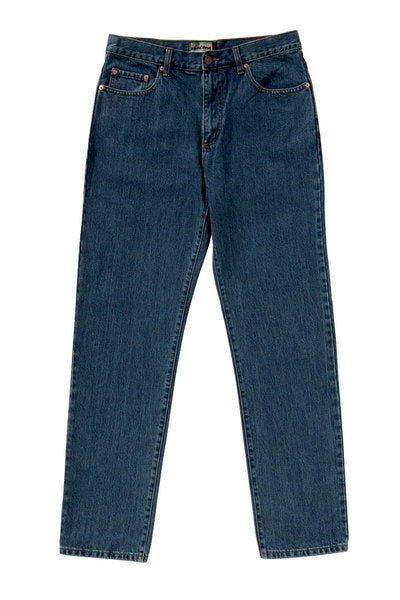 peter-webbers-menswear - Mustang Stonewash Stretch Jean - CLOTHING