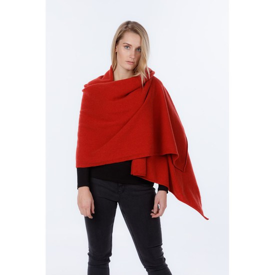 POSSUM MERINO TRAVEL WRAP