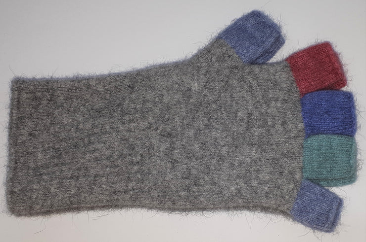 POSSUM MULTI FINGERLESS GLOVES