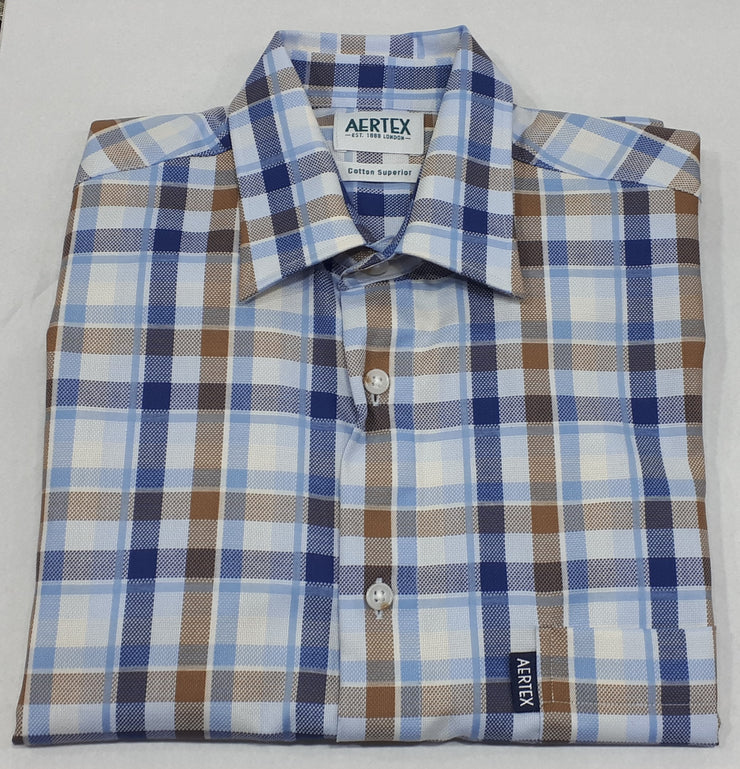 AERTEX S/S SOMERSET SHIRT