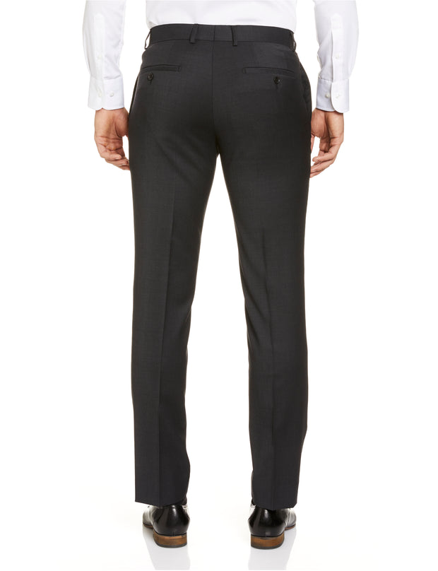 STUDIO ITALIA 'ICON STRETCH' TROUSERS CHAR