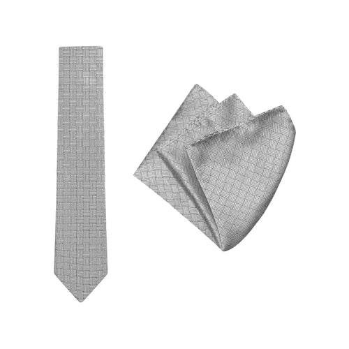 peter-webbers-menswear - TIE & POCKET SQUARE, BASKET - ACCESSORIES