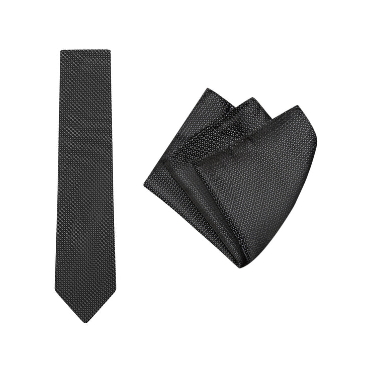 peter-webbers-menswear - TIE & POCKET SQUARE GRID - ACCESSORIES