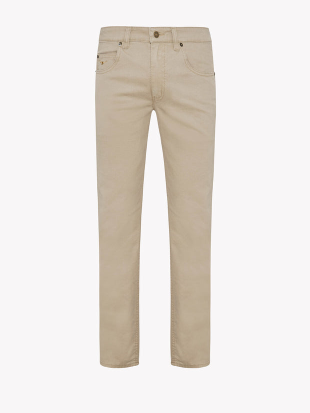 peter-webbers-menswear - R.M.W. LINESMAN SLIM FIT JEANS - CLOTHING