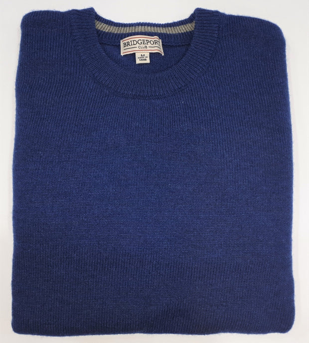 BRIDGEPORT KNITTED JUMPER IN TWO COLOURS