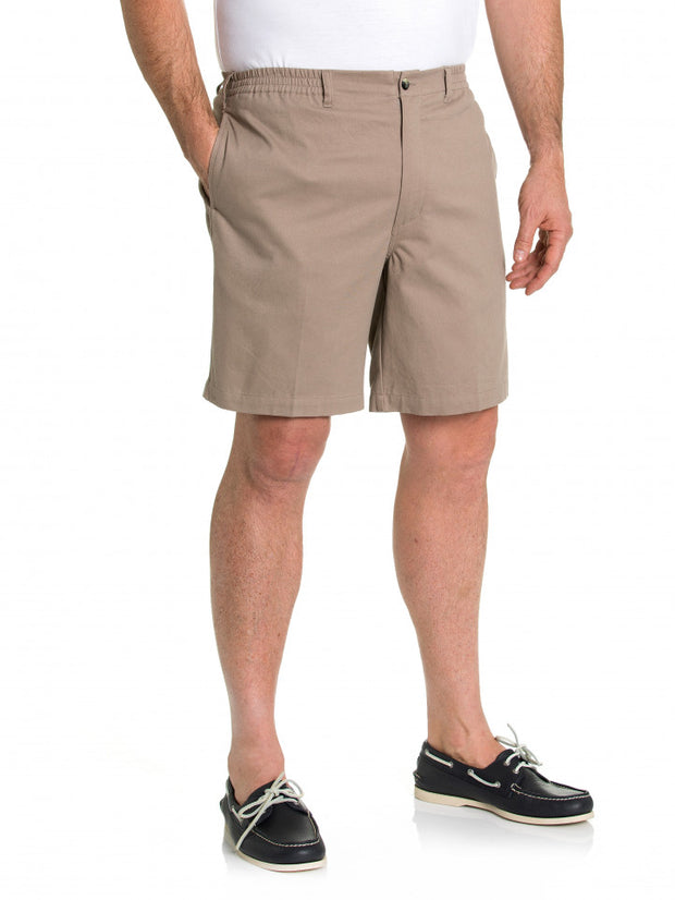 peter-webbers-menswear - WRINKLE FREE COTTON SHORT - CLOTHING