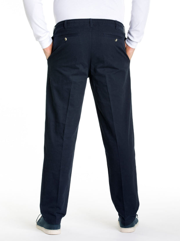 peter-webbers-menswear - WRINKLE FREE PANT - CLOTHING