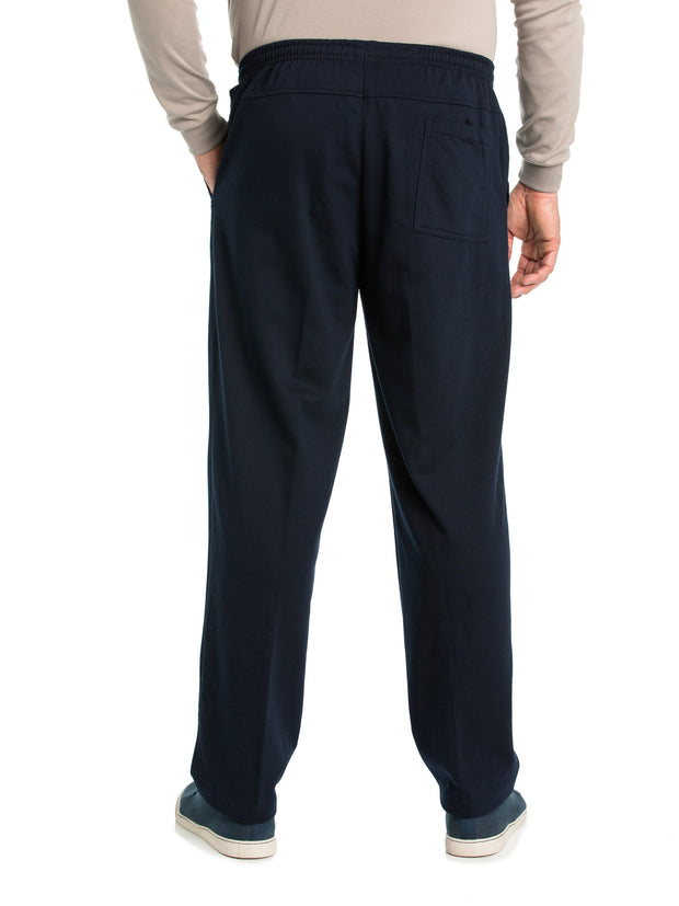 peter-webbers-menswear - RAW SPUN COTTON PANT - CLOTHING