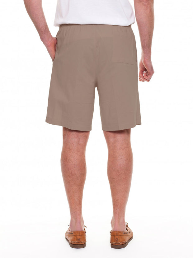peter-webbers-menswear - COTTON CRINKLE SHORTS - CLOTHING