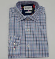 peter-webbers-menswear - CAREER SLIM FIT L/S SHIRT - CLOTHING