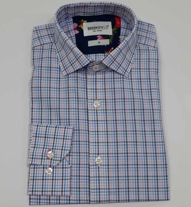 SOFT LOOK – DRESS SHIRTS, 60% COTTON 40% POLYESTER OXFORD