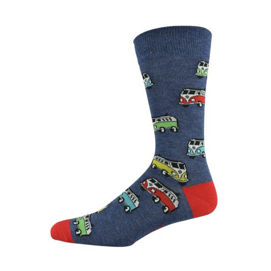 BAMBOO SOCKS 'COMBI EXPLORATION'