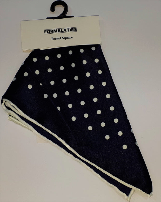 FORMAL POCKET SQUARE POLKA DOT
