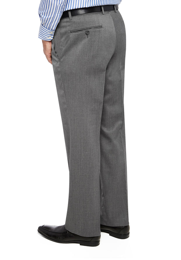 peter-webbers-menswear - FRASER PWLG TROUSER SMOKE - CLOTHING