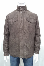BACK BAY SUEDE JACKET