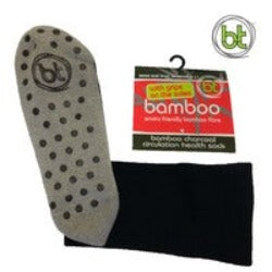 peter-webbers-menswear - BAMBOO CHARCOAL HEALTH SOCKS & GRIPS - ACCESSORIES