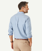 peter-webbers-menswear - GAZMAN CASUAL TWILL CHECK - CLOTHING