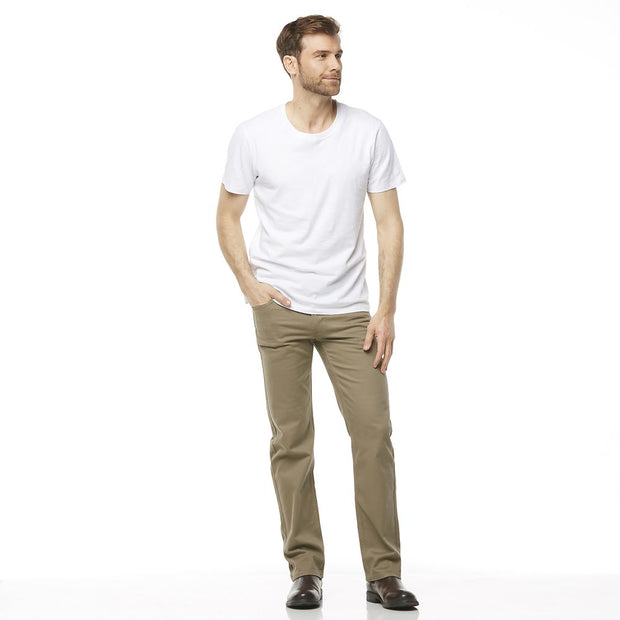 peter-webbers-menswear - LEE STRAIGHT STRETCH MOLESKIN FIVE COLOURS - CLOTHING