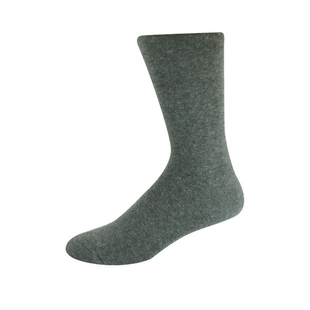 peter-webbers-menswear - NON TIGHT PLAIN BAMBOO SOCKS - ACCESSORIES