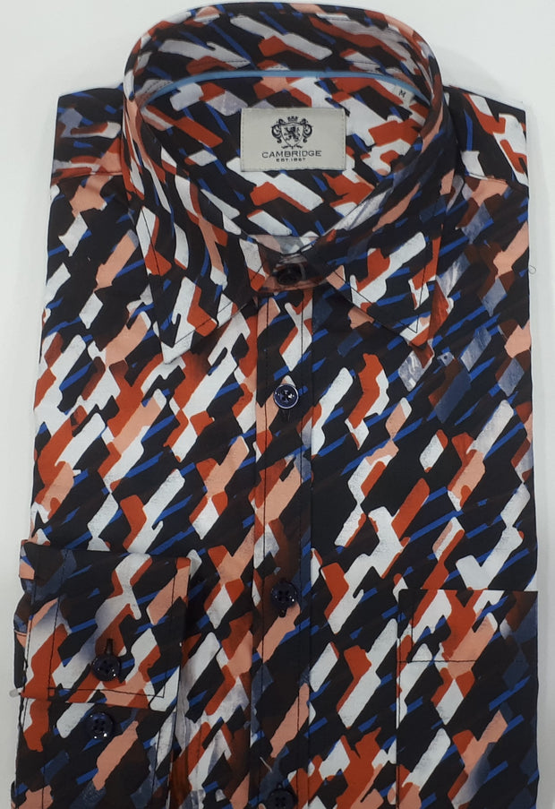 CAMBRIDGE TAUPO SHIRT