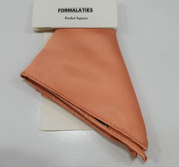 FORMALATIES POCKET SQUARE SATIN