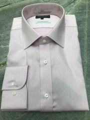 peter-webbers-menswear - STUDIO ITALIA SPENCER SINGLE CUFF SHIRT - CLOTHING