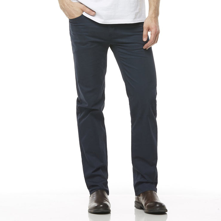 peter-webbers-menswear - LEE STRAIGHT STRETCH PANT TWO COLOURS - CLOTHING