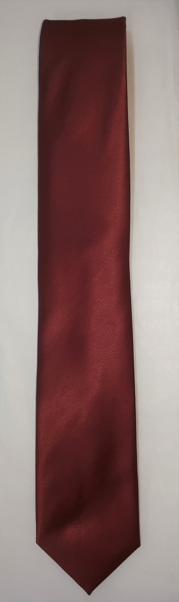 FORMAL SATIN TIE APPLE