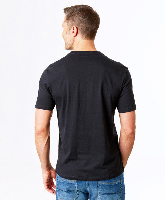 peter-webbers-menswear - GAZMAN BASIC CREW TEE - CLOTHING