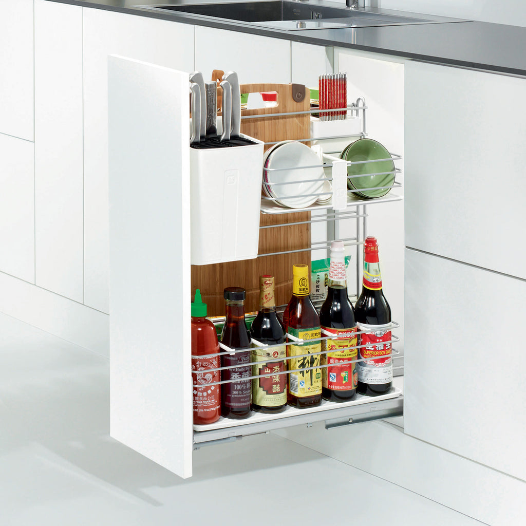 Cooking Agent Front Pull-out — HäfeleHome Singapore